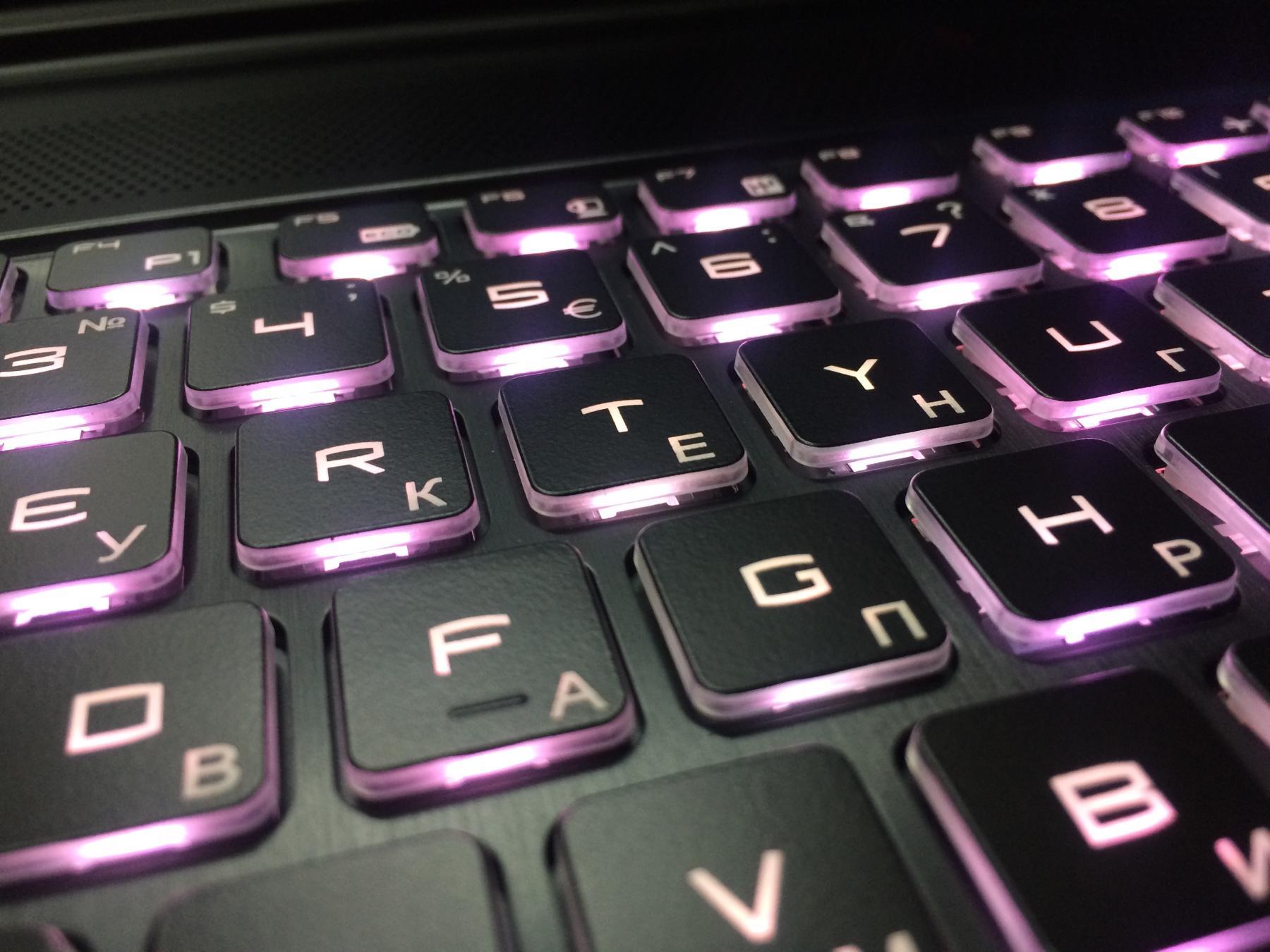 Гравировка ноутбука MSI