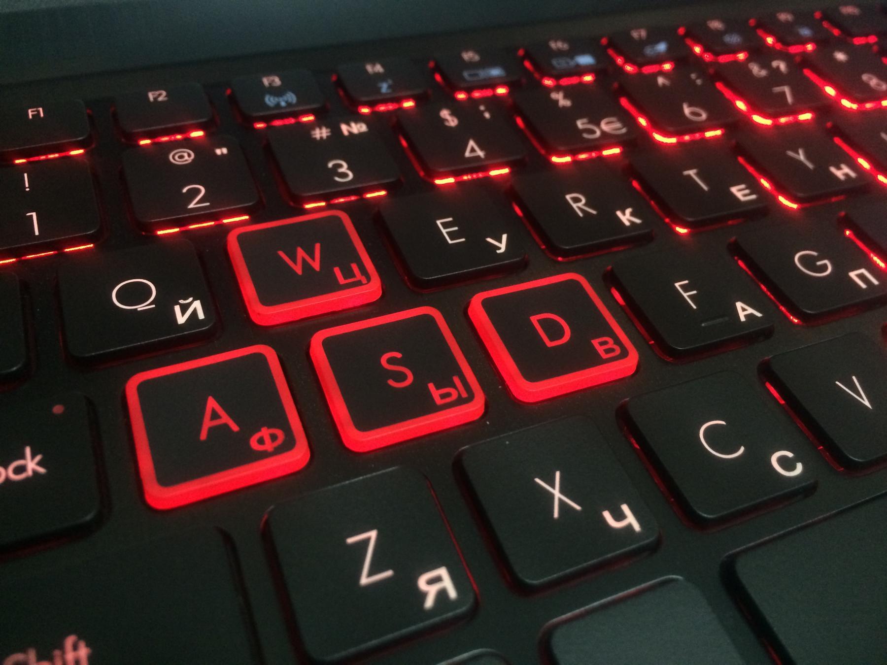 Гравировка ноутбука Acer