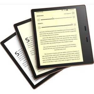 "Электронная книга Kindle Oasis 3 2019 (10th Generation), 7"" (1264х1680) Touch E-Ink Carta Display 30..."