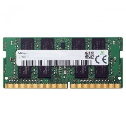 Память SK hynix 8GB DDR4 2400MHz (PC-19200T), Dual Rank, CL17, 1.2V, для ноутбука