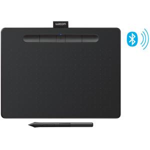 Цифровой графический планшет Wacom Intuos Medium CTL6100WLK0, A4, USB, Bluetooth, 4096 Pressure Leve...
