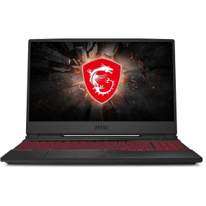 Ноутбук MSI GL65 Leopard 10SCSR-081XRU 9S7-16U822-081 Intel Core i7-10750H (2.60-5.00GHz), 8GB DDR4,...