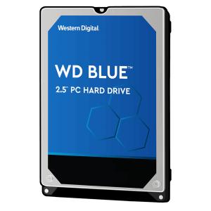 "Жесткий диск HDD 1TB WD Blue WD10SPZX, 128MB, 5400 RPM, SATA 6Gb/s, 2.5"" slim для ноутбука"