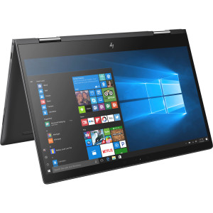 Ультрабук HP ENVY x360 15m-cp0011dx 3WW57UA#ABA AMD Ryzen 5 2500U (2.00-3.60GHz), 8GB DDR4, 128GB SS...