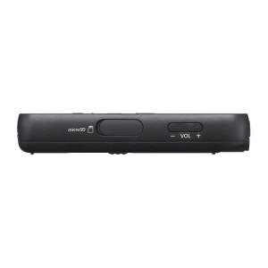 Диктофон SONY ICD-PX370, 4GB, Микрофон монофонический, (MP3 48-192kbps/44.1kHz), MP3, microSD, Line...
