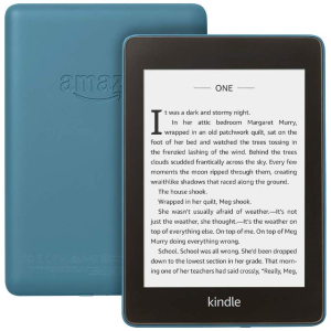 "Электронная книга Kindle Paperwhite 4 2018 (10th Generation), 6"" (1072x1448) Touch E-Ink Carta Displ..."