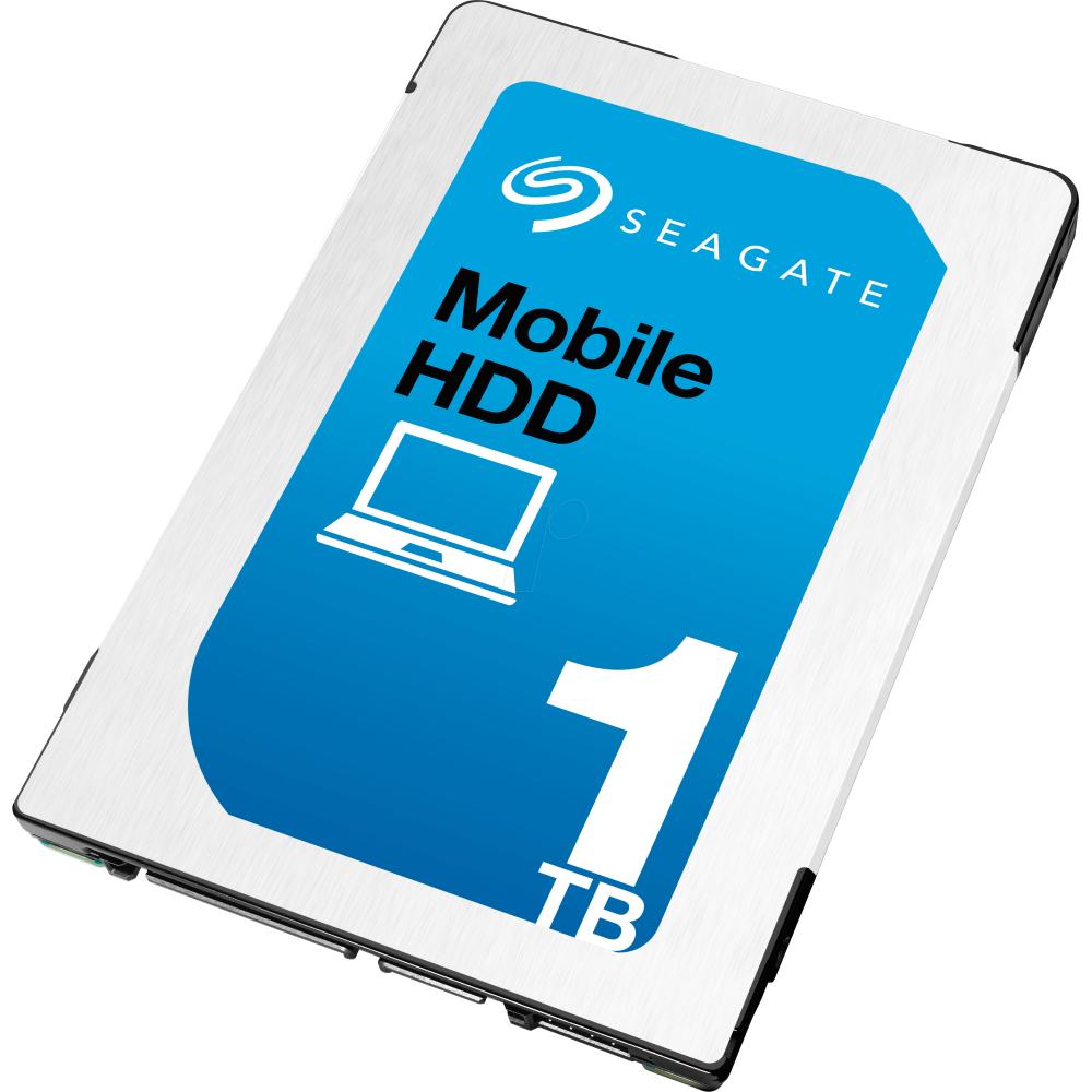 "Жесткий диск HDD 1TB Seagate 5400rpm SATA 2.5"" slim для ноутбука"