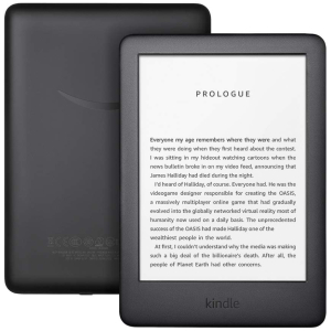 """Электронная книга Kindle 9 2019 (10th Generation), 6"""" (800x600) Touch E-Ink Pearl Display 167 PPI, 4..."""