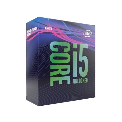Процессор Intel Core i5-9600K, CPU LGA1151v2, 3.70GHz-4.60GHz, 6xCores, 9MB Cache L3, EMT64, Intel®...