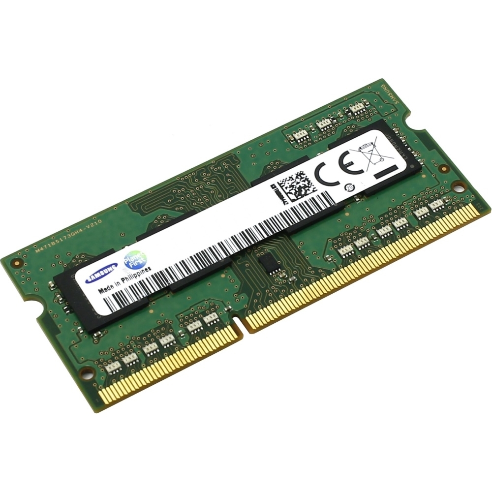 Память Samsung 8GB DDR4 2666MHz (PC-21300), Single Rank, CL17, 1.2V, для ноутбука