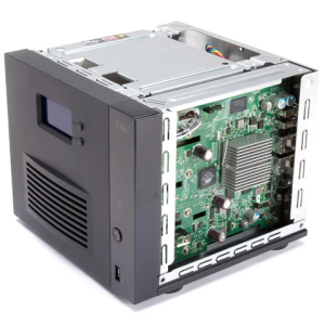 "Сетевой накопитель (NAS) Lenovo Iomega ix4-300d Marvell Armada XP (1.30GHz), 512MB DDR3, 4x3.5"" SATA..."