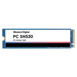 Твердотельный накопитель SSD 256GB WD PC SN530 SDBPTPZ-256G-1012 M.2 2280 PCIe 1.3 NVMe 3.0 x4, OEM