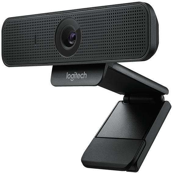 Веб камера Logitech C925e Business, Full HD, 1080p, 30fps, Carl Zeiss Tessar, Rightlight 2, 78°, 2x...