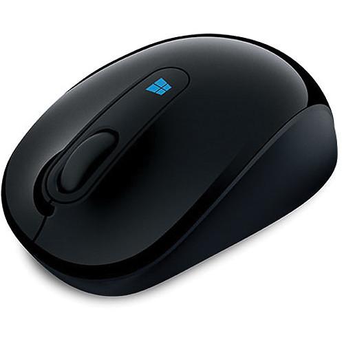 Мышь Microsoft Sculpt Mobile Mouse беспроводная, 43U-00001, Black