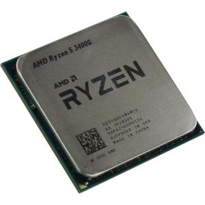 Процессор AMD Ryzen™ 5 3400G, CPU AM4, 3.70GHz-4.20GHz, 4xCores, 4MB Cache L3, Radeon™ Vega 11 Graph...