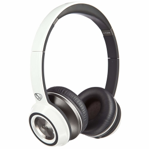 Наушники Monster N-Tune High Performance On-Ear Headphones, проводные, jack 3.5mm, White/Black