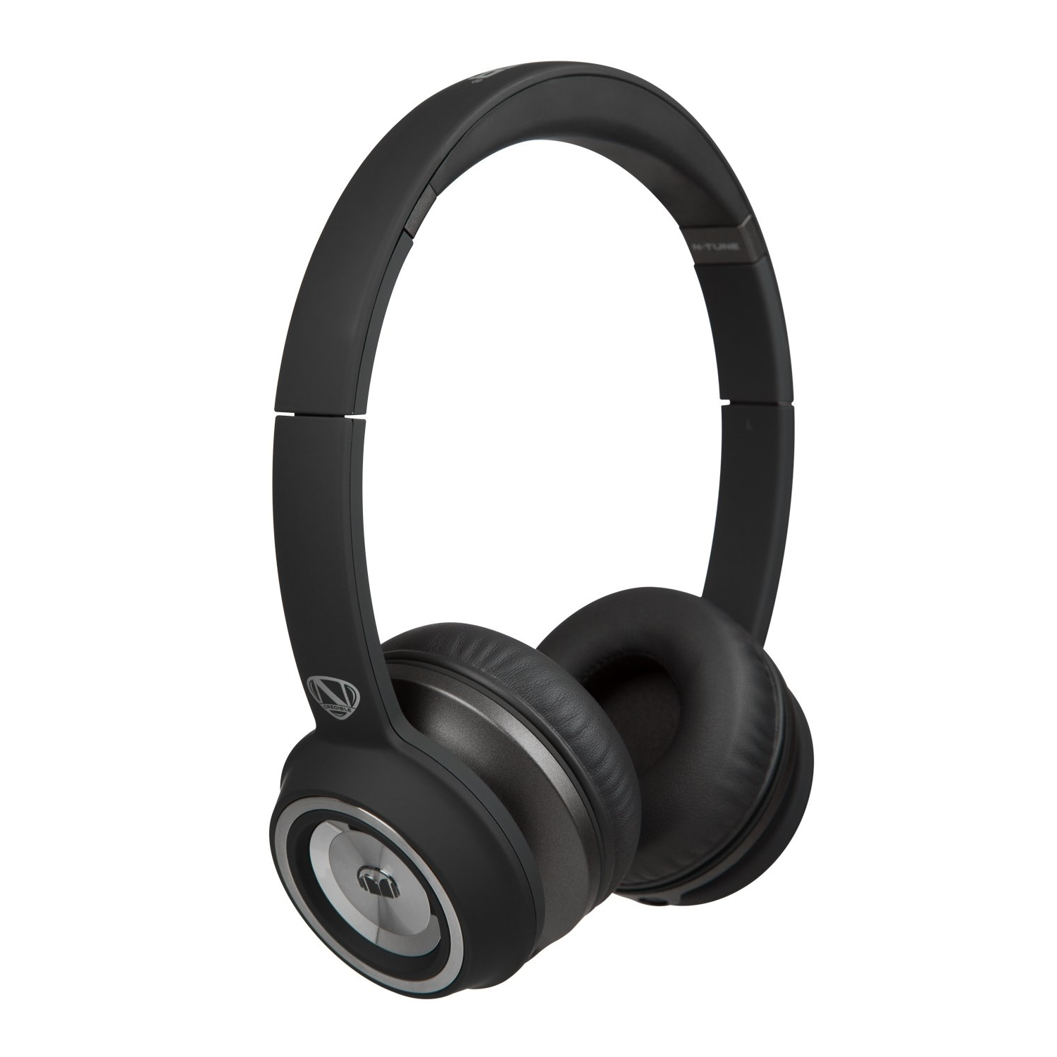 Наушники Monster N-Tune High Performance On-Ear Headphones, проводные, jack 3.5 mm, Black
