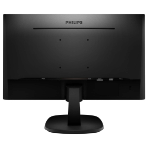 """Монитор Philips 23.8"""" 243V7QDSB/01, FHD 1920x1080 (16:9), Матовый, IPS, 1000:1, (10000000:1), 178°/1..."""