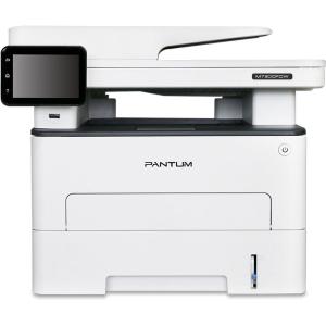 МФУ Pantum M7300FDW (A4, ADF, Printer, Scanner, Copier, Fax, 1200x1200dpi, 33ppm, Duplex Print/Scan, USB, LAN, 2xRJ-11, Wi-Fi, NFC, White)