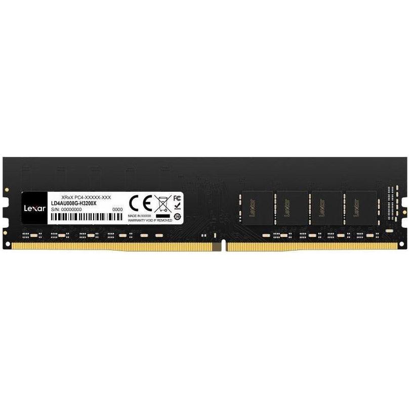 Память Lexar 16GB DDR4 2666MHz (PC4-21300)