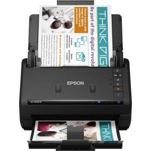 Протяжной сканер документов Epson WorkForce ES-500W II Wireless (CIS, A4 Color, 600dpi, 35ppm, 70ipm...