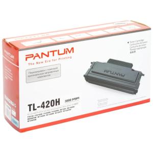 Картридж лазерный Pantum TL-420H черный (3000стр.) для Pantum Series P3010/M6700/M6800/P3300/M7100/M