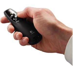 Презентатор Logitech R400 Wireless