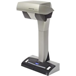 Сканер проекционный (планетарный) Fujitsu ScanSnap SV600 (CCD, A3, 1200x1200 dpi, 3 Seconds per Page...