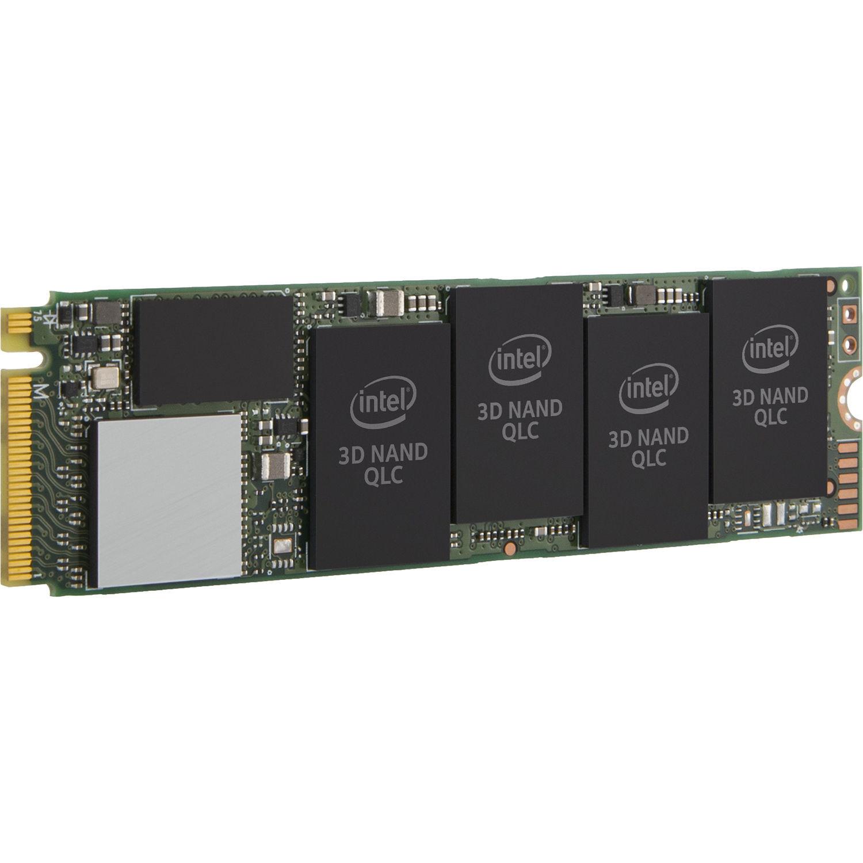 Твердотельный накопитель SSD 512GB Intel 660P SSDPEKNW512G8XT M.2 2280 PCIe 1.3 NVMe 3.0 x4, Box