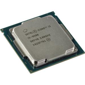 Процессор Intel Core i5-9500, CPU LGA1151v2, 3.00GHz-4.40GHz, 6xCores, 9MB Cache L3, EMT64, Intel® U...