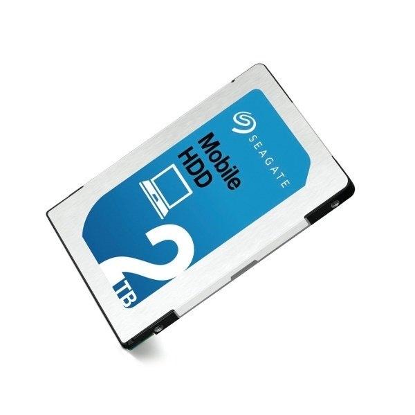"""Жесткий диск HDD 2TB Seagate 128mb 5400rpm SATA 2.5"""" для ноутбука"""