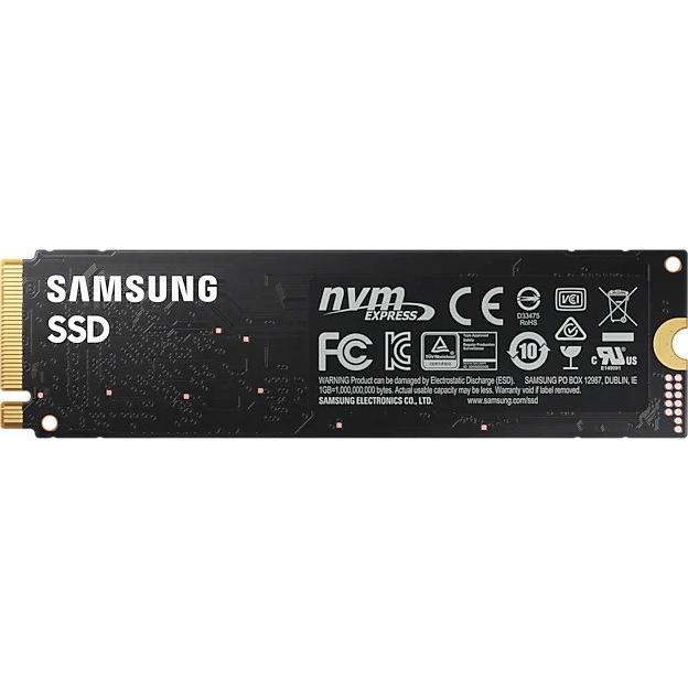 Твердотельный накопитель SSD 1TB Samsung 980 MZ-V8V1T0BW M.2 2280 PCIe 3.0 x4 NVMe 1.4, Box