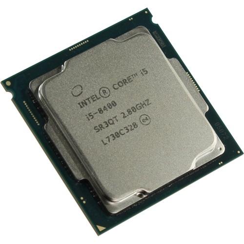 Процессор Intel Core i5-8400, CPU LGA1151, 2.80GHz-4.00GHz, 6xCores, 9MB Cache L3, EMT64, Intel® UHD...