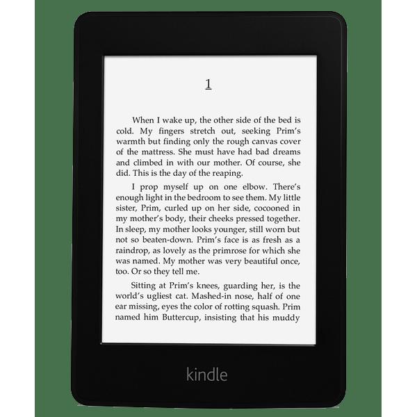 "Электронная книга Kindle Paperwhite 4 2018 (10th Generation), 6"" (1072x1448) Touch E-Ink Carta Displ..."