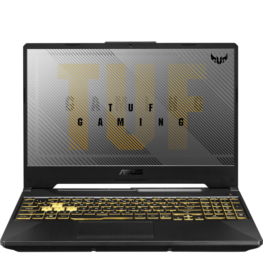 Ноутбук ASUS TUF Gaming A15 TUF506II-BS74 AMD Ryzen 7 4800H (2.90-4.20GHz), 16GB DDR4, 512GB SSD, NV...