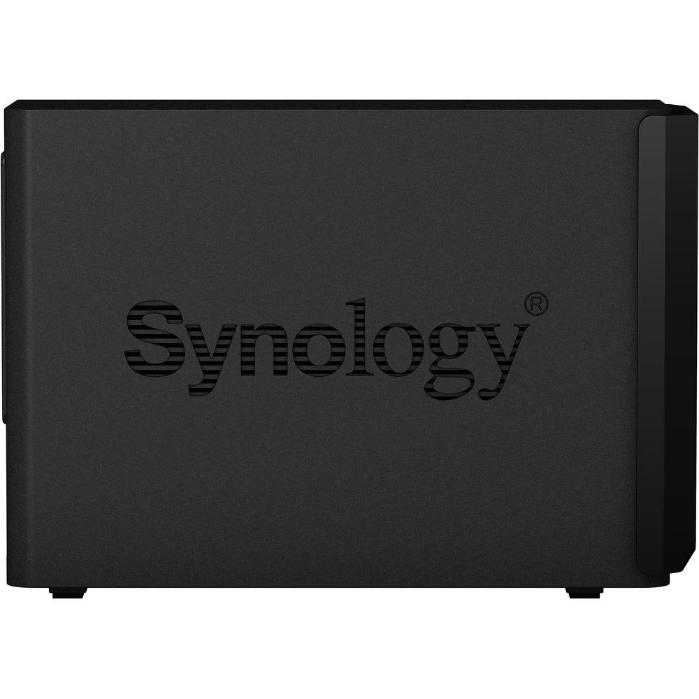 Сетевой накопитель (NAS) Synology DiskStation DS220+ Intel Celeron J4025 (2.00-2.90GHz), 2GB DDR4, 2...